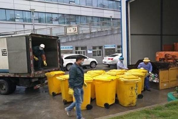 危险废物处置需要尽量进行资源化处理